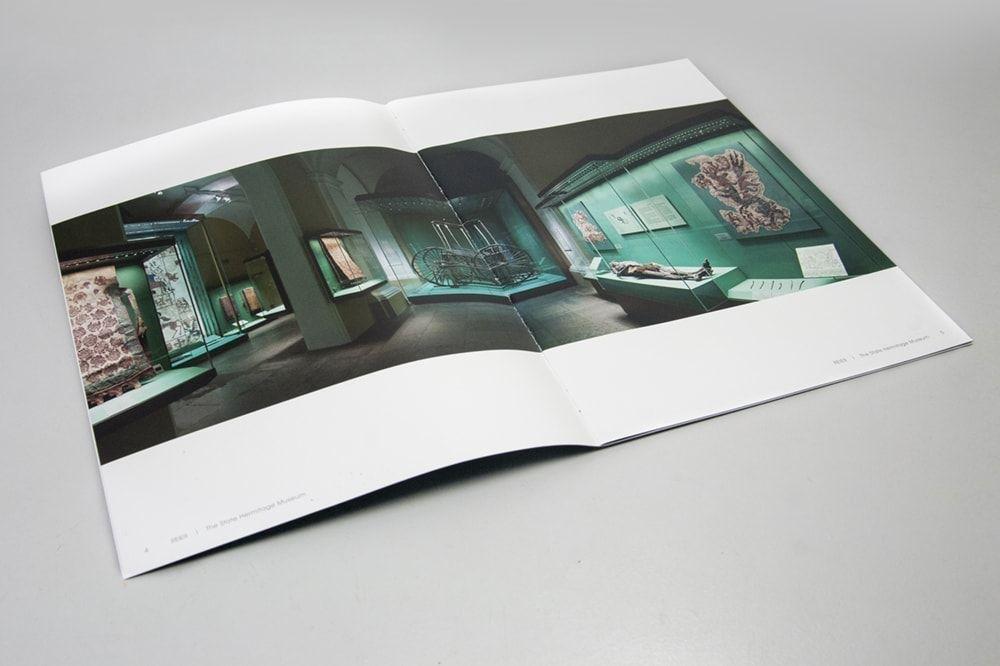 folder reklamowy kolorowy - Katalogi, broszury, foldery