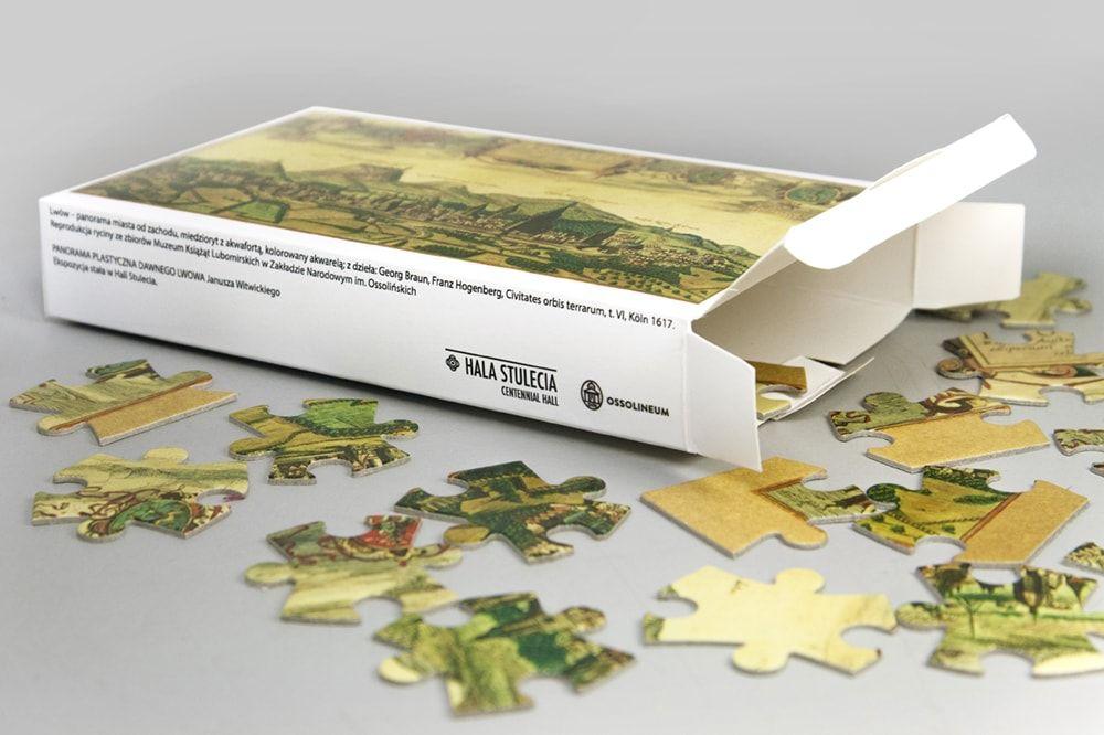 puzzle - Puzzle firmowe