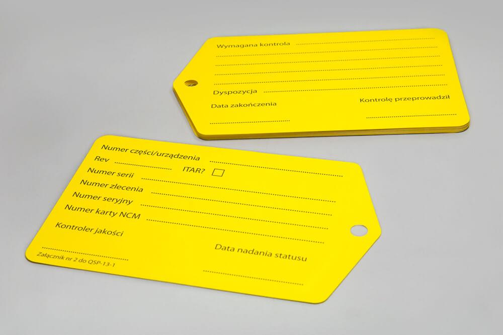 Labels - Etykiety, banderole