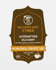Etykieta papier samoprzylepny wycinana do ksztaltu Vegeshot no coffee shot cynka 242x300 - Etykiety, banderole