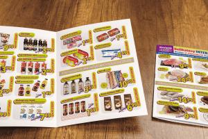 Gazetka produktowa spozywcza delikatesy oferta